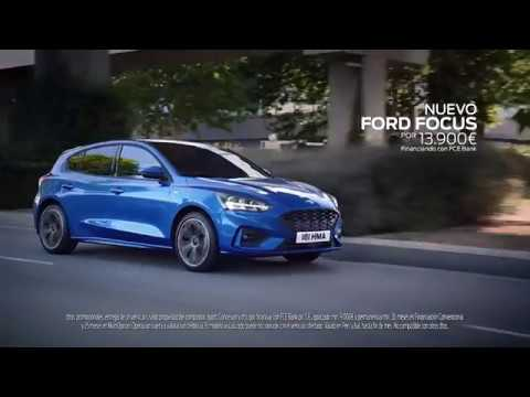 Anuncio Ford Focus 2019 Youtube