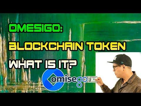 OmiseGO - Blockchain Token: What Is It?