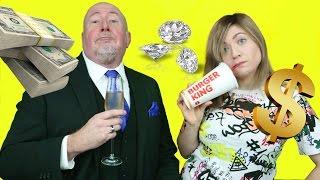 8 Ways To Impress Your Rich Friends (Comedy Sketch)
