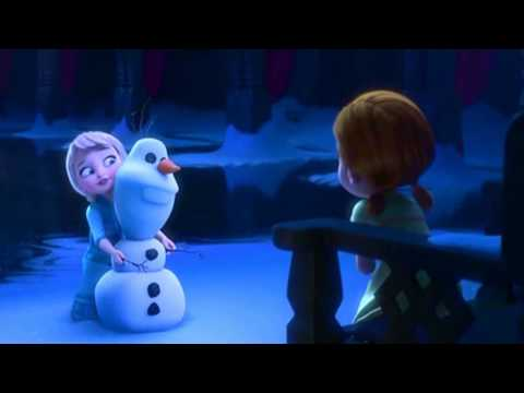 Frozen: Anna y Elsa de niñas - HD [Español Latino]