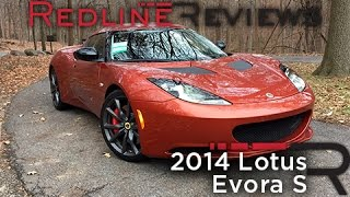 2014 Lotus Evora S – Redline: Review