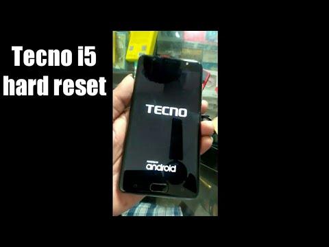 Tecno i5 hard reset pattern unlock done by AndroidTrickz