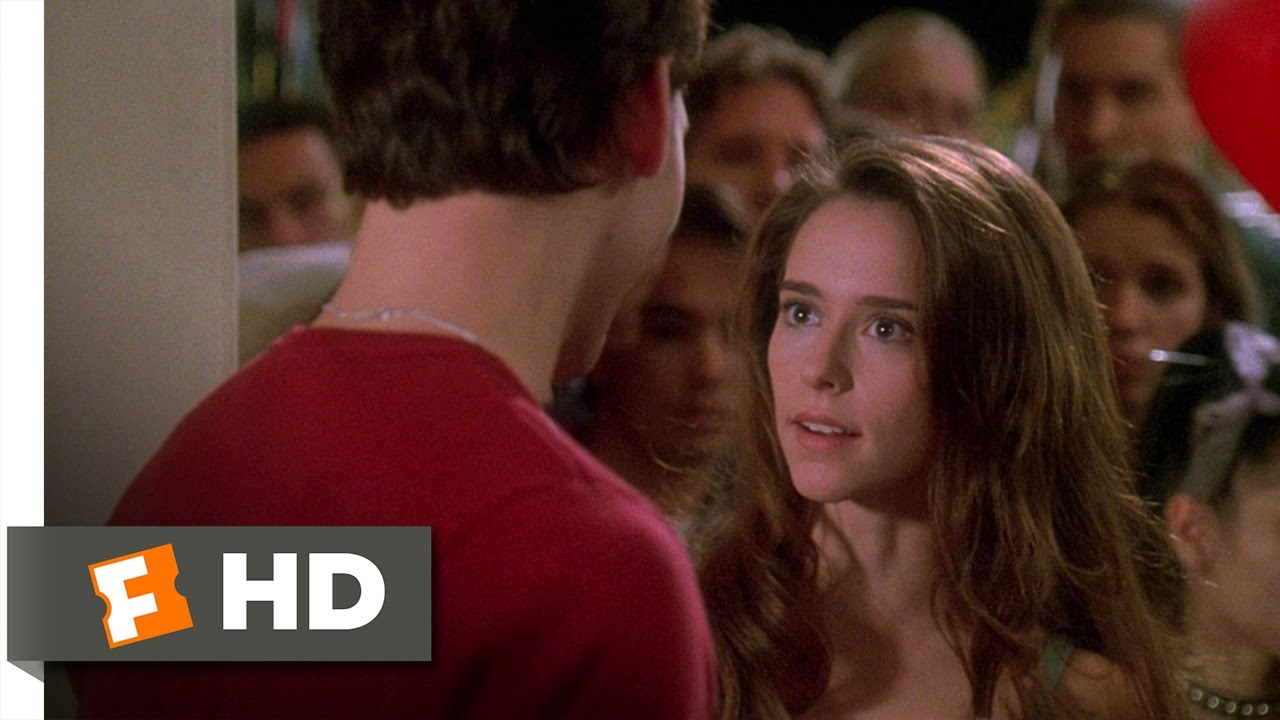 Can't Hardly Wait (5/8) Movie CLIP - Take Me Back? (1998) HD