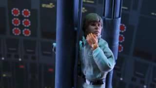 Отрывок из мультика Робоцып Звездные войны. Отец и сын.