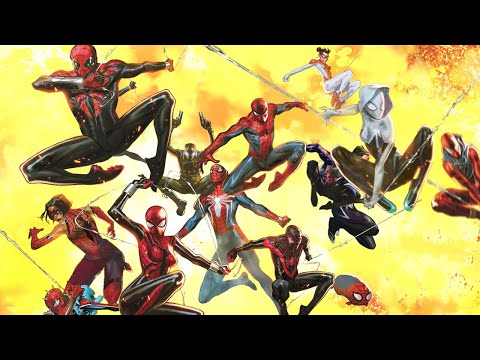 Spider-Man: The Inheritors would make perfect Spider-Verse villains