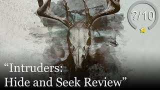 Intruders: Hide and Seek Review [PS4 & PSVR] (Video Game Video Review)