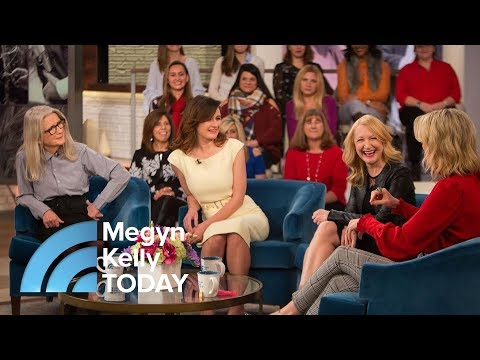 'The Party' Stars Patricia Clarkson And Emily Mortimer On Equal Pay In Hollywood  Megyn Kelly TODAY