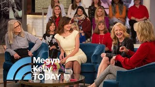'The Party' Stars Patricia Clarkson And Emily Mortimer On Equal Pay In Hollywood | Megyn Kelly TODAY