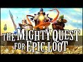 The Mighty Quest For Epic Loot - Closed Beta Gameplay