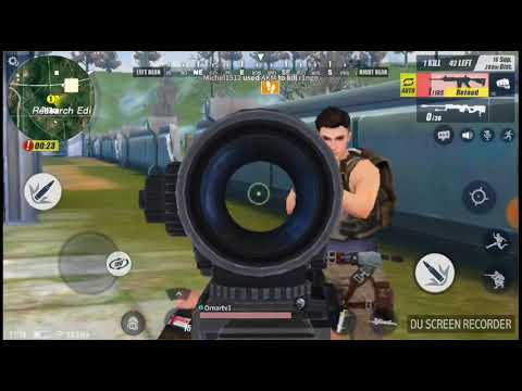 Tu lujt Rules of survival vetem first person