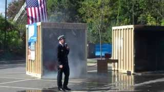 Connecticut fire marshal highlights performance of home fire sprinklers