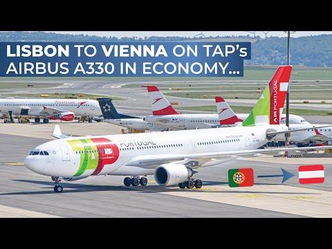 TRIPREPORT | TAP Portugal (Economy) | Airbus A330-200 | Lisbon - Vienna