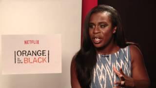Orange Is The New Black - Entrevista con Uzo Aduba