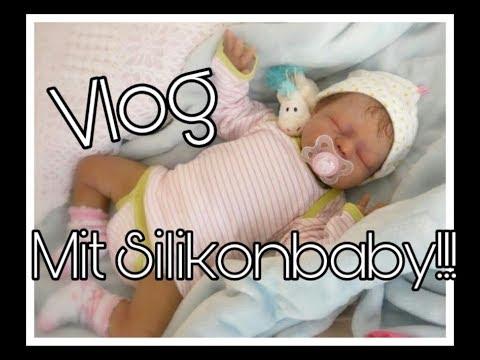 VLOG | SILIKONBABY ist da || Reborn Baby Deutsch