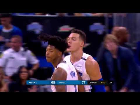 New York Knicks vs Orlando Magic - November 8, 2017