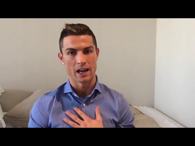 Cristiano Ronaldo s Message to the Children of Islam - Syria