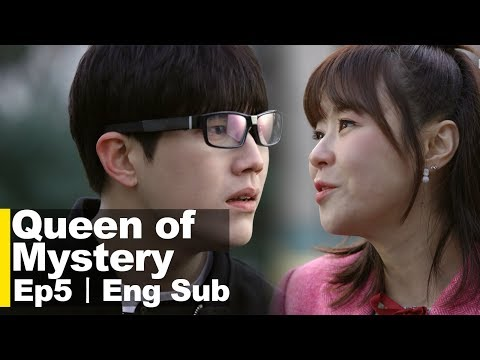 Dong Ha Hid The Camera With His Glasses [Queen of Mystery Ep 5]