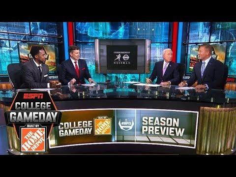 GameDay crew debates early Heisman picks   College GameDay   ESPN