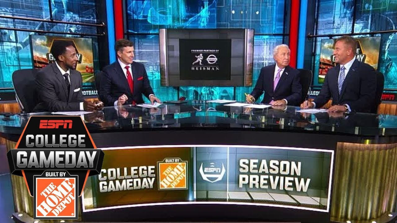 College GameDay predictions: Whom ESPN's experts picked in Week 7 of college ...