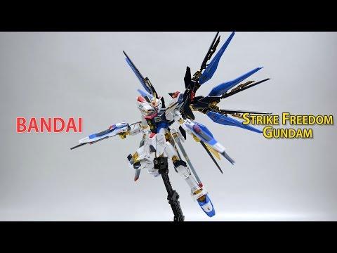 [3D SPIN] RG 1/144 STRIKE FREEDOM GUNDAM