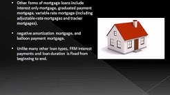 Fixed rate Mortgage Housing Loan Rates