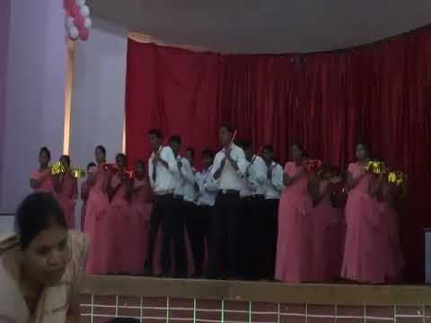 Nihuri Nihuri Nagpuri song, by B.Ed college Gumla