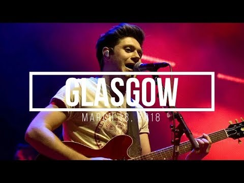 Niall Horan || Flicker World Tour Glasgow (Full Show)