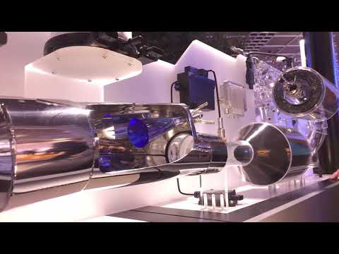 Continental AG Oliver Maiwald talks about ways to create clean diesel in internal combustion engine