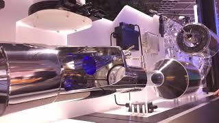 La société Continental AG Oliver Maiwald discussions sur les façons de créer clean diesel dans un moteur à combustion interne