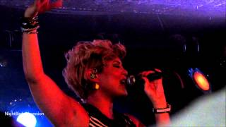 "TESSANNE CHIN ""Hideaway"" Studio at Webster Hall NYC 10.26.2014"