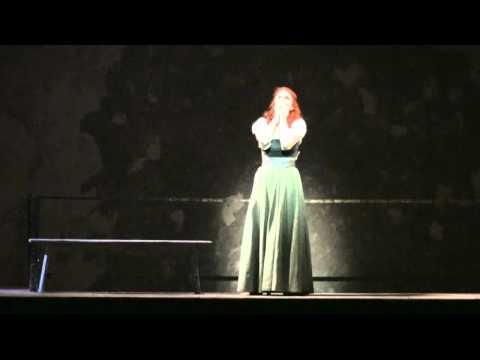 """Laura Claycomb performs """"Caro nome"""" in the Dallas Opera's RIGOLETTO"""