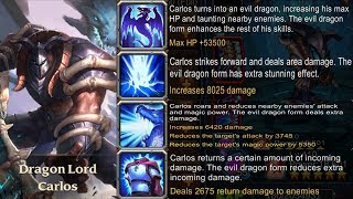 Heroes Charge : Dragon Rider reworked : Dragon Lord : Review (Carlos)