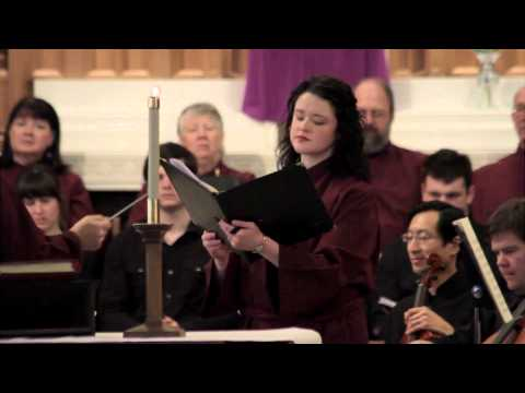 Bach Cantata #147 Performed by Trinity Episcopal and Canterbury HS Choirs