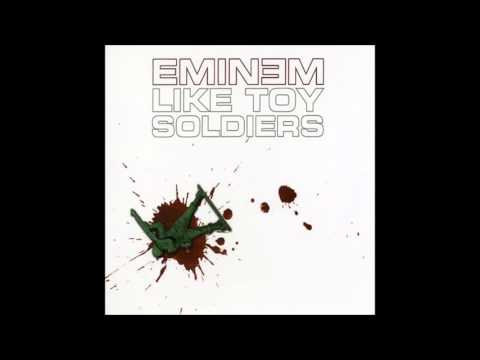 Eminem - Like Toy Soldiers (Instrumental)