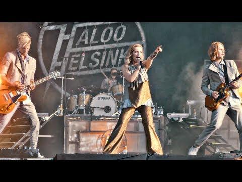 Haloo Helsinki! - Pulp Fiction - Provinssi, Seinäjoki, Finland 29.6.2017