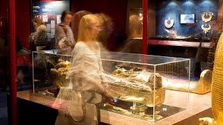 Tutanchamun - Sein Grab und die Schätze - Messe Graz, Halle A