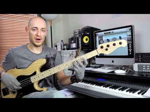 Using triads to create bass Lines - Lesson with Scott Devine (L#57)