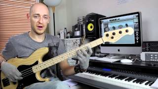 Using triads to create bass Lines - Lesson with Scott Devine (L#57) thumbnail