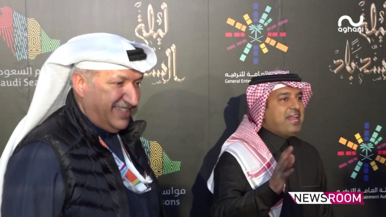 راشد الماجد في ليلة السندباد.. كواليس ومحطات وتاريخ فني حافل!