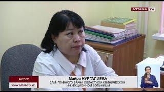 После поездки в Акмолинскую область ребенок из Актобе заболел корью и заразил шестерых детей
