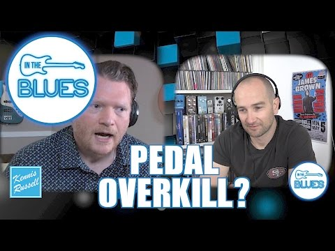 The Shane & Kennis Discussion Part #2 - Chinese Pedal Overkill?