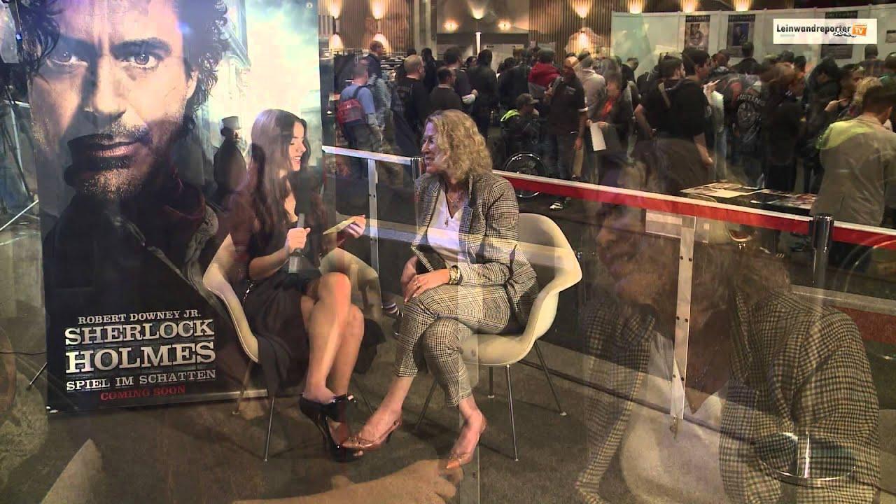 Download Leinwandreporter: Leslie Easterbrook Interview vom Hollywood Event
