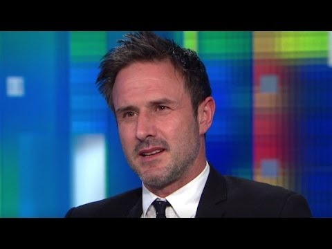 David Arquette on Courteney Cox 'Wouldn't change anything'
