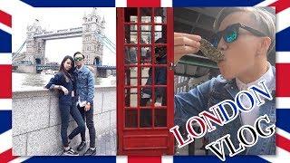 【倫敦VLOG•上】????????初到英國 倫敦必去景點