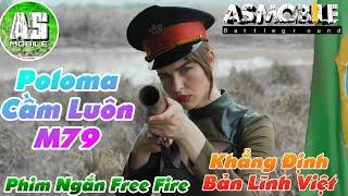 [Garena Free Fire] Trailer Phim Ngắn Free Fire Có Nhân Vật Nào | AS Mobile