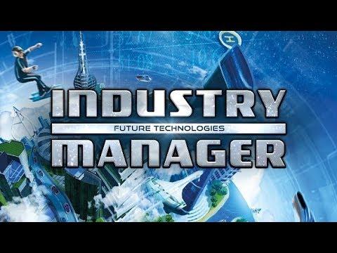 Industry Manager Future Technologies - короткий обзор и прыжок в City-economics