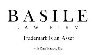 Trademark is an assest