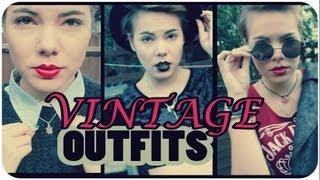 ★ Vintage Outfits ★  Xuri