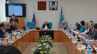 "Отчет губернатора Олега Кожемяко в Думе. Раздел ""Макроэкономика"""