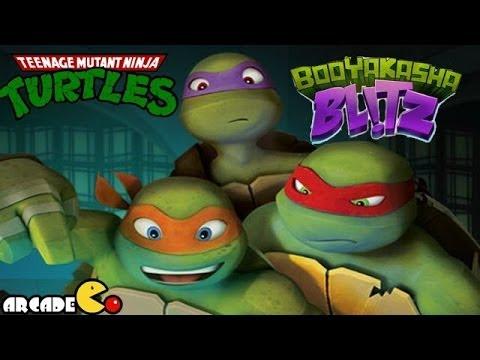 Teenage Mutant Ninja Turtles: Booyakasha Blitz - TMNT Game